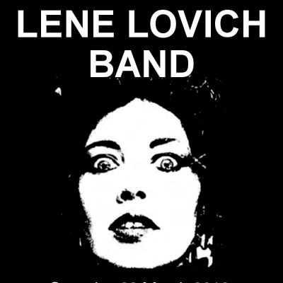 Lene Lovich Band + Guests Tickets | DRY Manchester Manchester  | Sat 23rd March 2013 Lineup