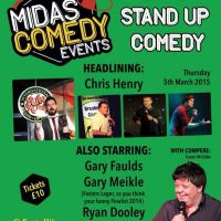March This Way!! Live stand up Comedy