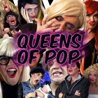 Queens of Pop 'Back In Showbiz' Newcastle March 27th 2015
