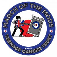 March of the Mods Billericay in aid of Teenage Cancer Trust