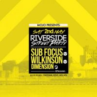 Riverside Street Party with Sub Focus, Wilkinson & Dimension