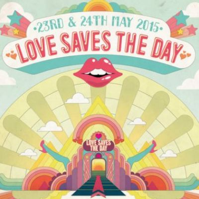 Love Saves The Day 2015
