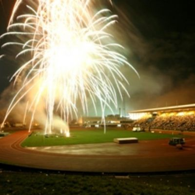 Edinburgh Annual Firework Display | Meadowbank Stadium Edinburgh  | Tue 5th November 2013 Lineup