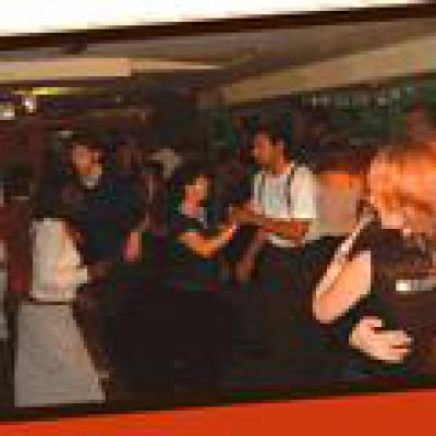 The Swing Cellar - swing dance class + club | The Brook Green Hotel London  | Sun 3rd April 2011 Lineup